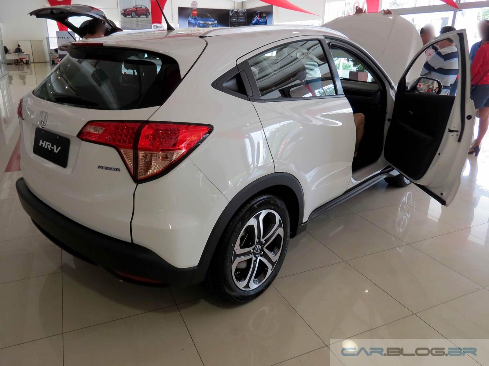 Honda Hrv Lateral | 2017 - 2018 Best Cars Reviews