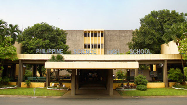 Application for PSHS National Competitive Examination (NCE)