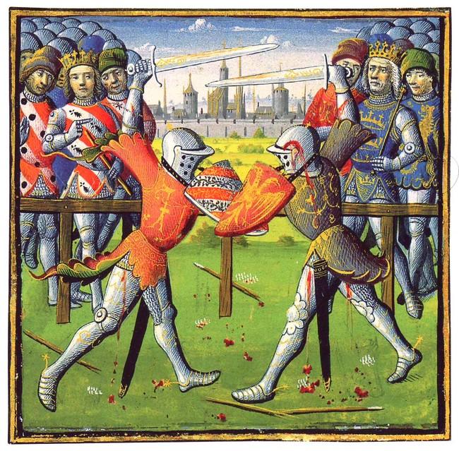 Herald dick magazine h raldique m di vale l 39 armorial - Lancelot et les chevaliers de la table ronde ...