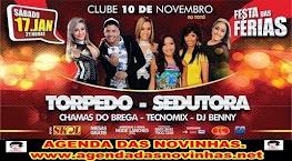FESTA DAS FÉRIAS - CLUBE 10 DE NOVEMBRO (TOTÓ).
