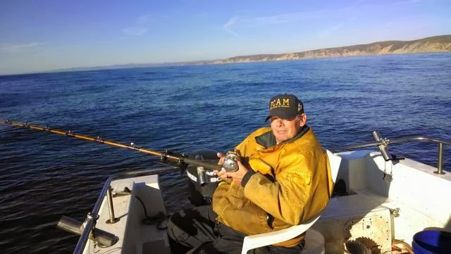 Lawson 39 s landing fishing report december 2013 for Tomales bay fishing report