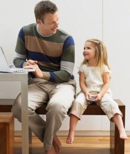 Anak Belajar Berhemat, Dengan Memperkenalkan Pekerjaan Orang Tuanya?