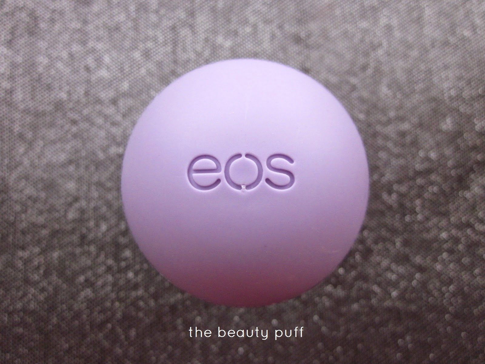eos lip balm passion fruit - the beauty puff