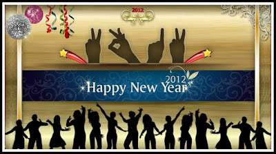 haapy new year 2012