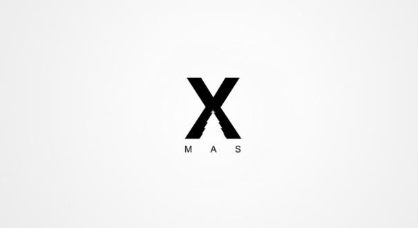 fonte: http://www.123inspiration.com/clever-logos-with-hidden-symbolism/creative-logos-2-x-mas/