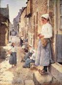 A Breton Street