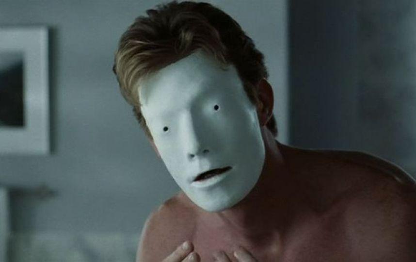 The strangers masks