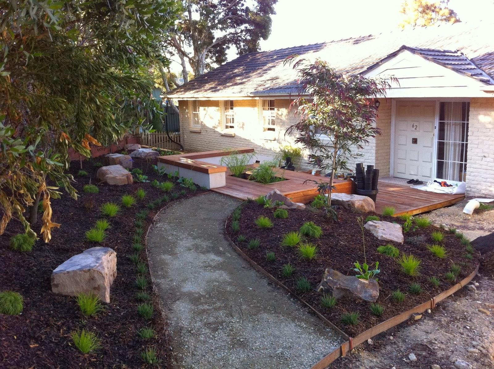 Wonga park garden design and construction vesel 39 s for Garden construction