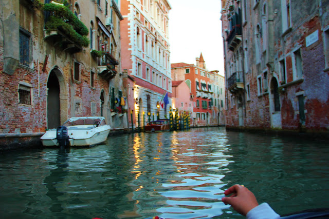 A CHANNEL OF GRAND CANAL