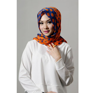 model hijab ala indah nada puspita