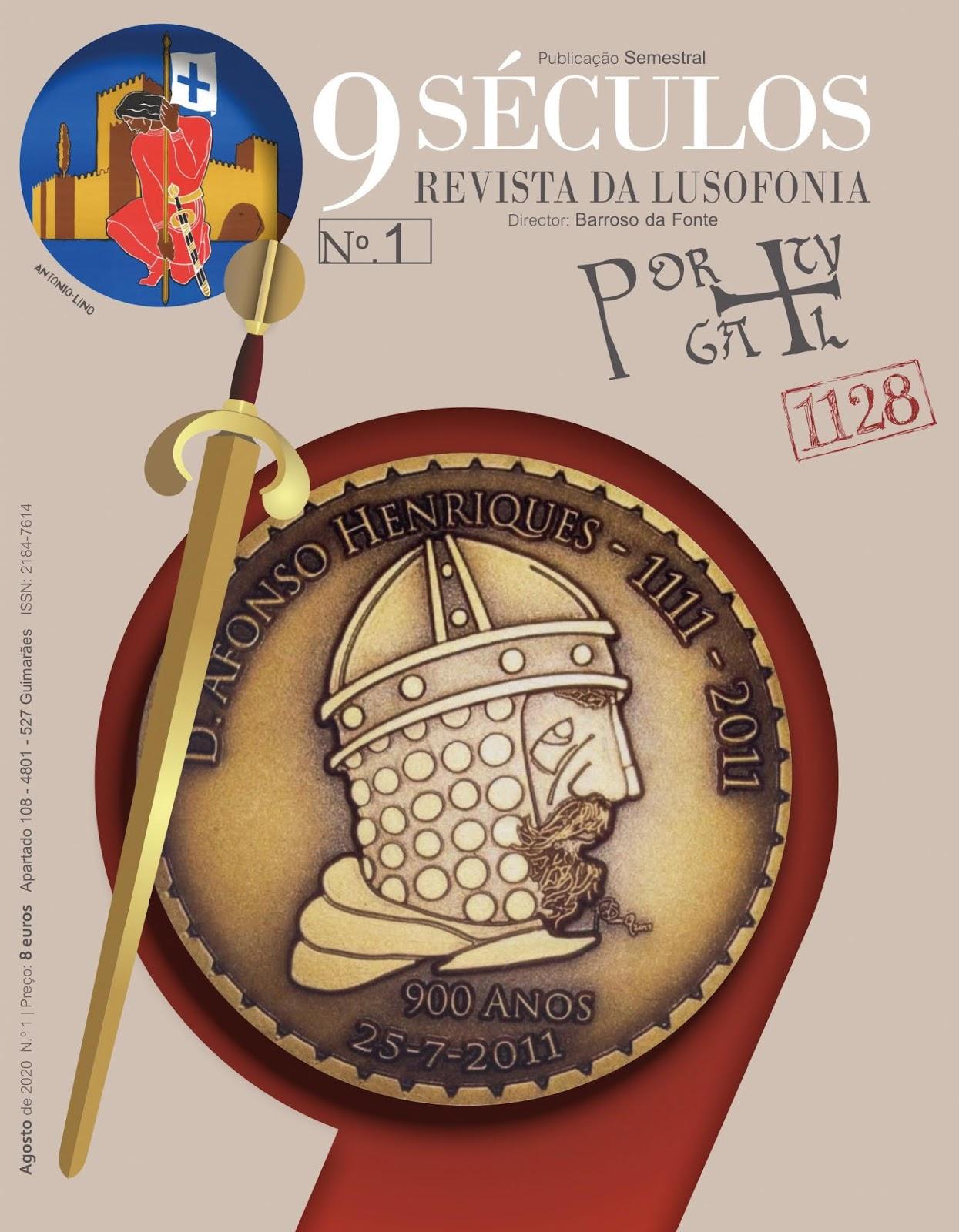 9 séculos - Revista da lusofonia