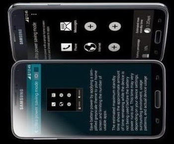 Gambar Samsung Galaxy S5 Ultra Power Saving Mode