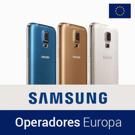 Liberar cualquier Samsung de Europa