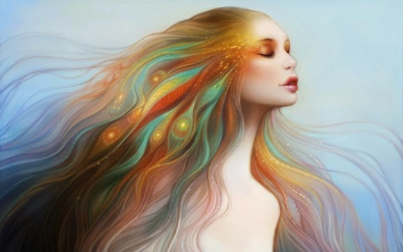 CG Art Wallpaper Anna Dittmann Artwork 05