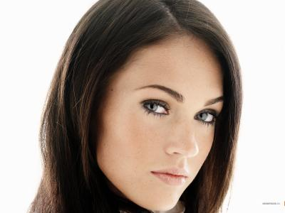 pics of megan fox without makeup. megan fox without makeup ugly.
