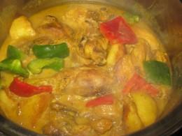 Filipino dishes filipino style chicken curry filipino dishes forumfinder Gallery