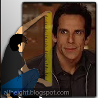 Ben Stiller Height - How Tall
