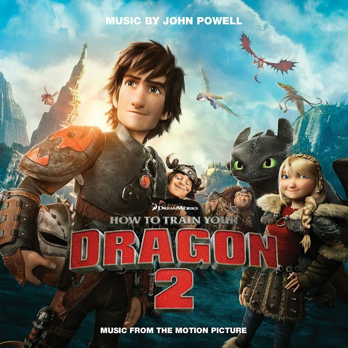 Quick Review: How to Train Your Dragon 2