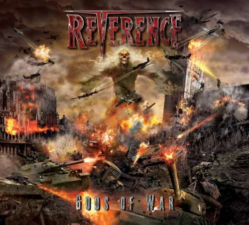 """REVERENCE: Δείτε το video του """"Until My Dying Breath"""" απο το επερχόμενο album"""