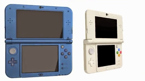Novo Nintendo 3DS anunciado na Nintendo Direct