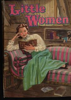 Little Women Whitman Publication abridged version cover