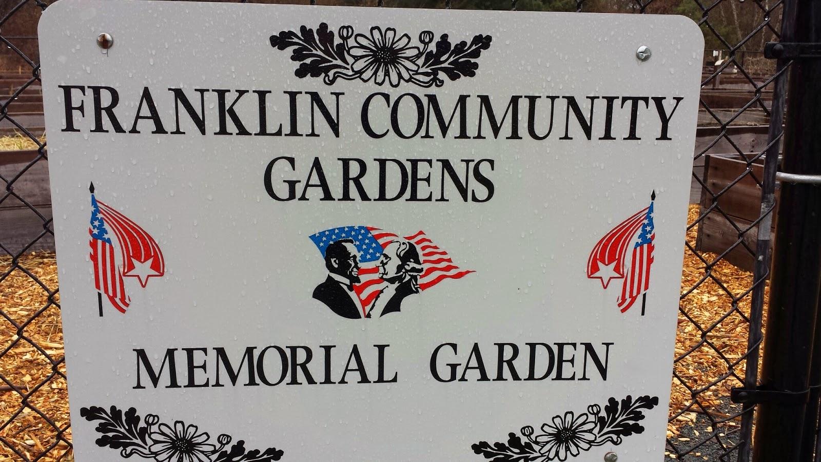 Franklin Community Gardens