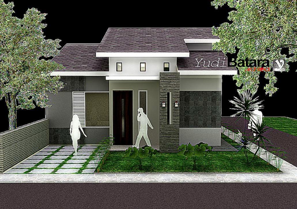 Kumpulan Gambar Rumah Minimalis 1 Lantai Tampak Depan  Terbaru