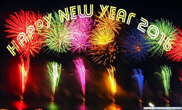 happy new year image wish