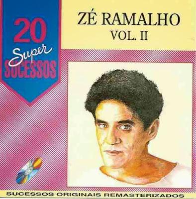 Baixando De Graça: Download - CD Zé Ramalho - 20 Super