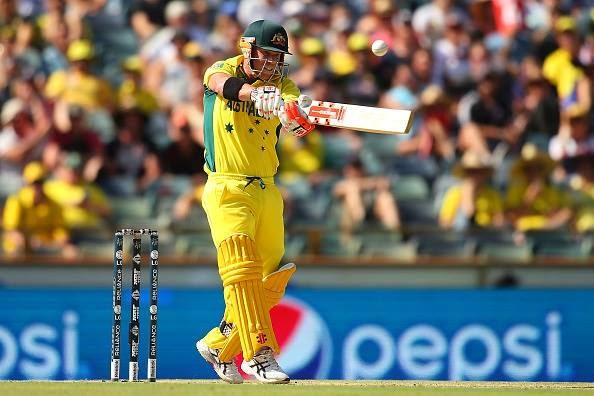 Australia scored 417 runs against Afghanistan, David Warner scored 178 runs