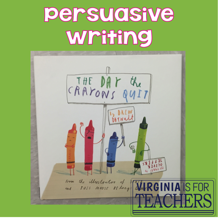 persuasive writing picture books Using picture books to teach writing styles to middle and high school students is a fast, fun and powerful way to get better writing results.