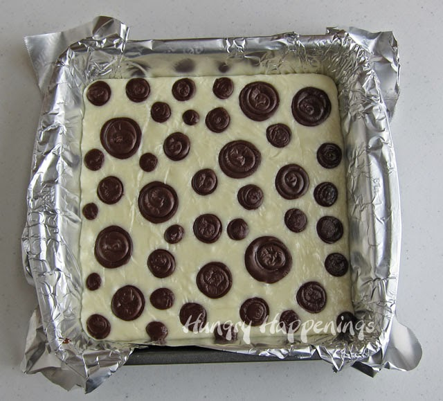 Polka Dot Fudge