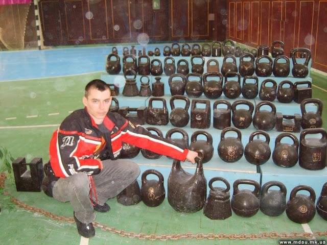 В м. Запоріжжя відбувся Міжнародний турнір з гирьового спорту.