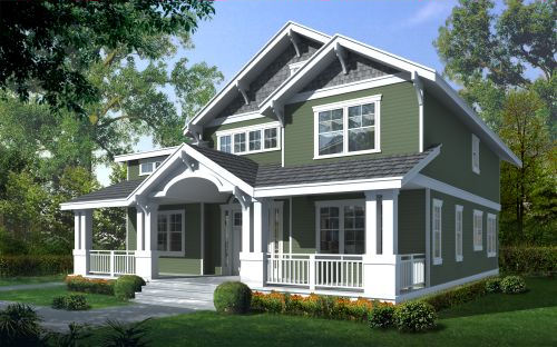 Craftsman Style House Plans Craftsman Style House Plans