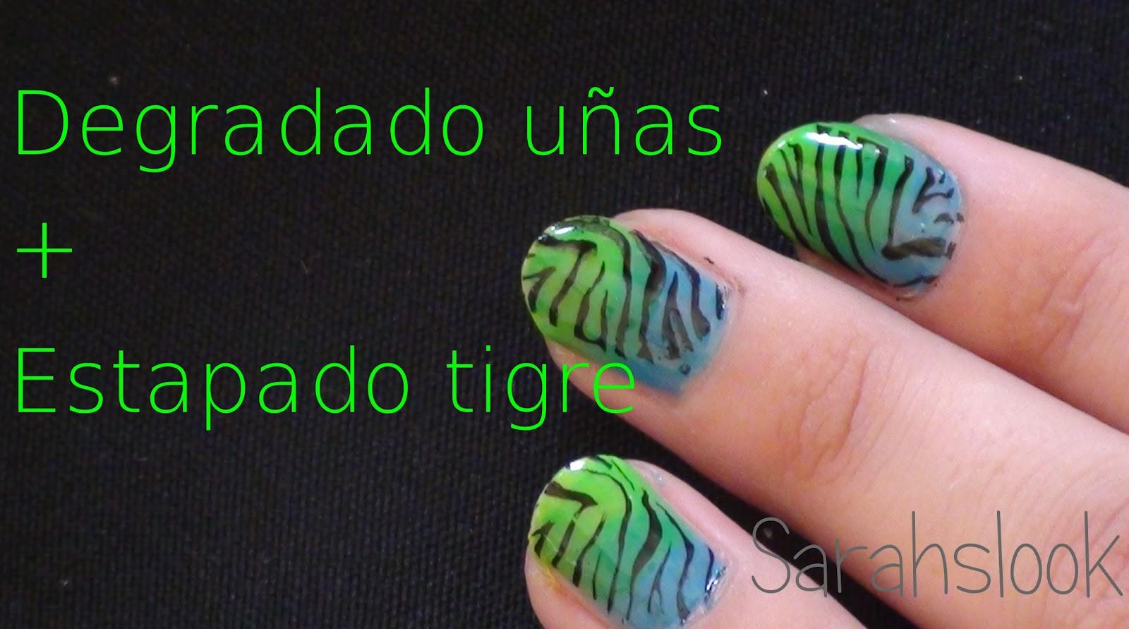 Moderno Uñas Postizas Cebra Molde - Ideas Para Pintar Uñas - knxc.info