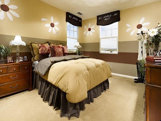 desain kamar tidur 4