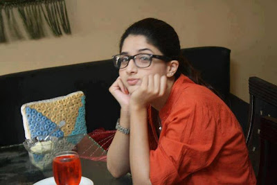Mawra Hocane Looks Cute in Glasses And Others