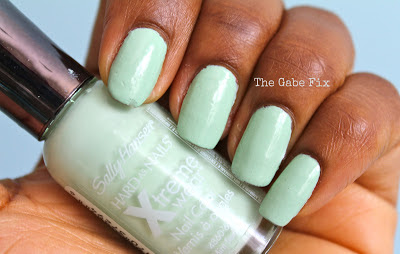 Manicure Monday – Mint Sorbet