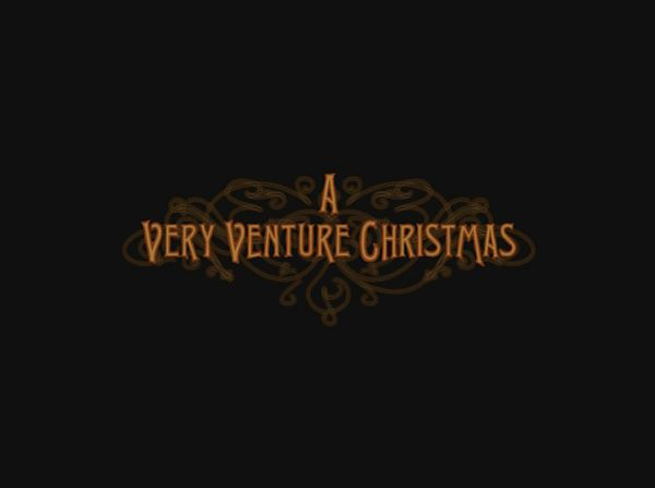 The Venture Bros - A Very Venture Christmas - Animated Shorts
