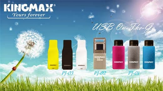 KINGMAX OTG USB Flash Drive