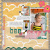 The Bee's Knees Digital Scrapbooking Kit Freebie