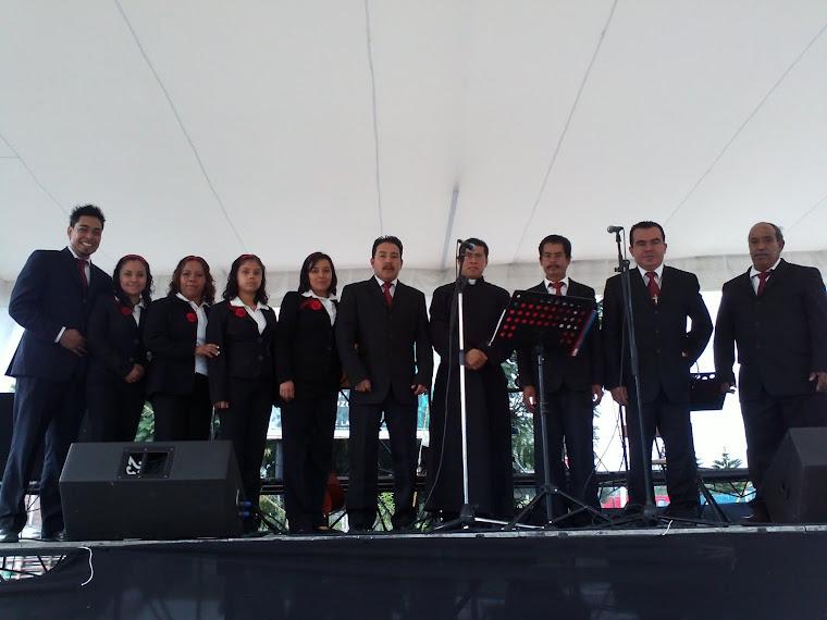 integrantes evangeli nuntiandi 2011