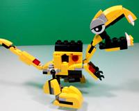 LEGO Mixels MOC