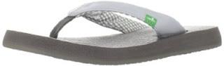 Sanuk Women's Yoga Mat Flip Flop