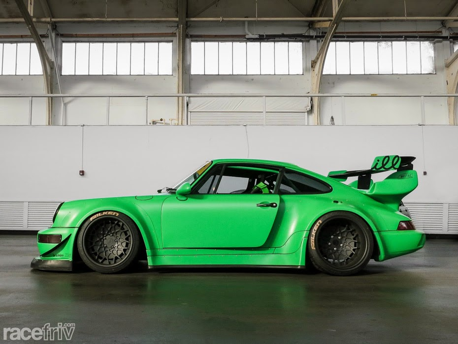 Rwb Porsche Tuner In Japan Unites Euro And Jdm Angelic Hugs