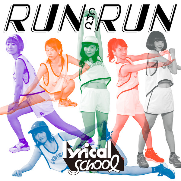 [Single] lyrical school – RUN and RUN (2016.04.27/MP3/RAR)