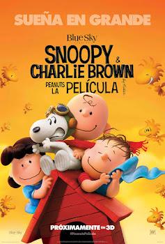 Ver Película Snoopy y Charlie Brown: Peanuts, La Película Online Gratis (2015)
