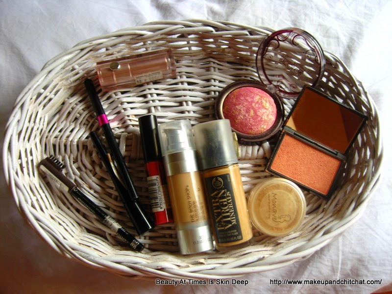 My March Makeup favorites 2014