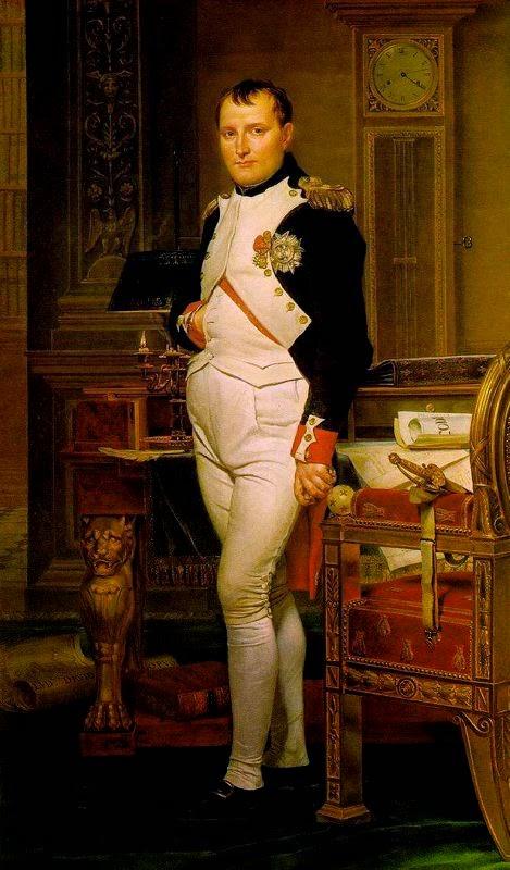 Napoleón I, Emperador de Francia