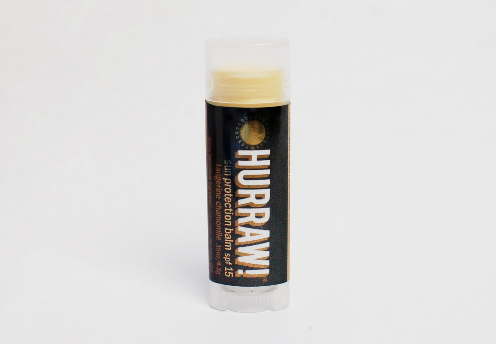 Hurraw! Sun Protection Balm spf 15